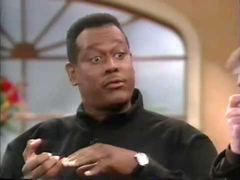 November 1996 - Luther Vandross Discusses New CD, 'Your Secr