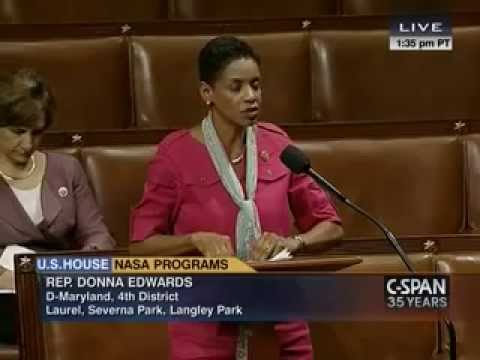 Rep. Edwards' Statement on NASA Authorization Act of 2014