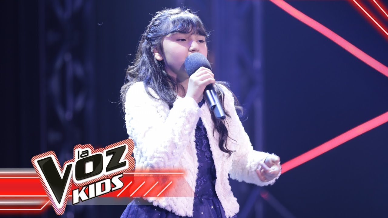 Danna canta 'Oye' | La Voz Kids Colombia 2021