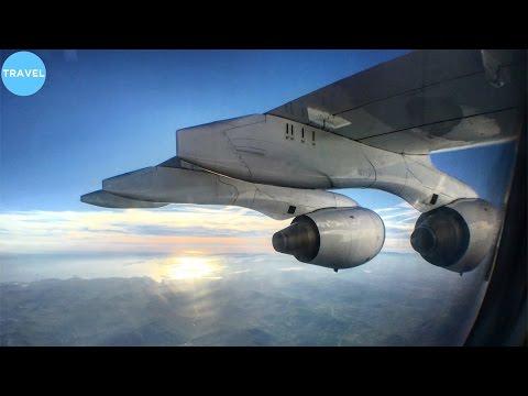 FULL FLIGHT | Beautiful Sunset BAE Avro RJ100 Split to Gothenburg with FlygBra!