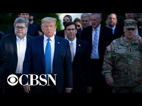 Trump facing backlash