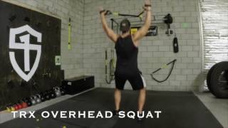 trx monday move overhead squat