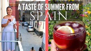 The best cocktail for summer Spanish Tinto de Verano Recipe