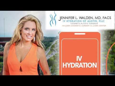 IV Vitamin Drips in Austin, Texas