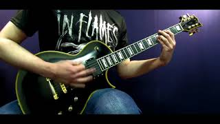 In Flames - Everything's Gone (guitar cover)