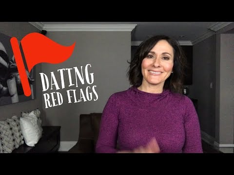 10 red flags in dating
