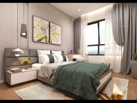 how to decorate a 66m2 apartment ( interior design idea)