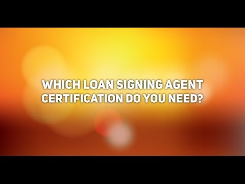 Do You Need the NNA Certification? Which Loan Signing Agent Certifications  Should You Get?
