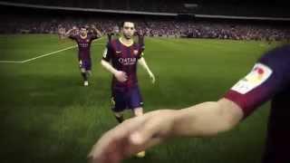 FIFA 15 - E3 2014 Official Gameplay Trailer (EN)