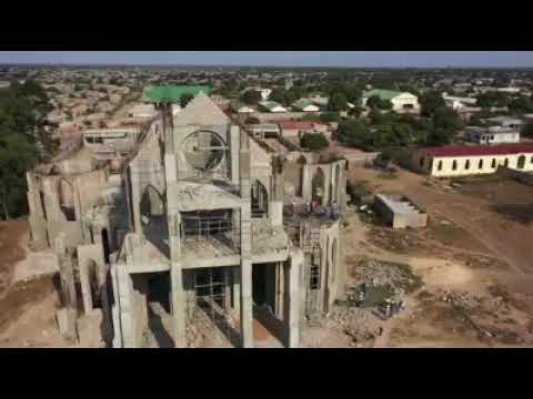 Herald Church in Africa - Under Construction