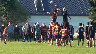 MRGS Rugby 2nd 15 vs Avondale 9 Jun 2018