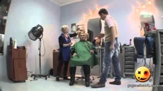 приколы в парикмахерской