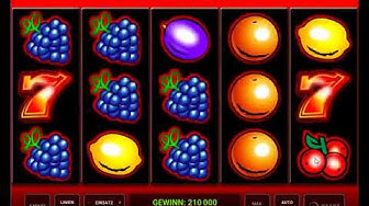 Red Hot Fruits kostenlos spielen - Novomatic / Novoline