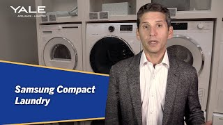 Samsung Compact Laundry - Ratings / Reviews / Prices
