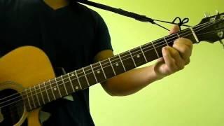 You and I Both - Jason Mraz - Easy Guitar Tutorial (No Capo)