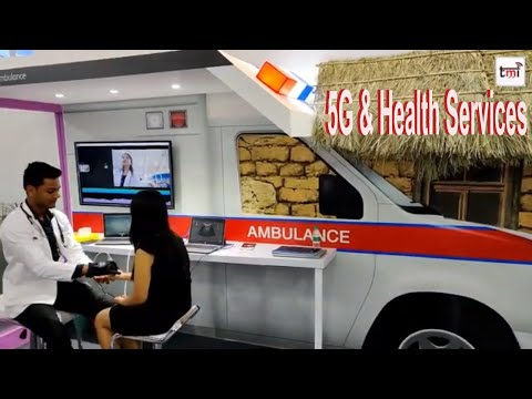 What will 5G  and iot do for health services in Rural India?