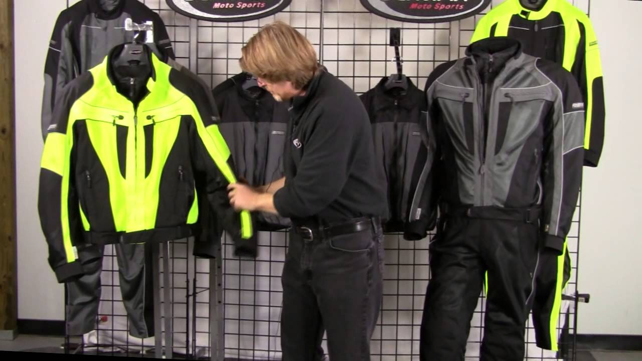 Olympia Moto Sports Mens Airglide 4 Jacket