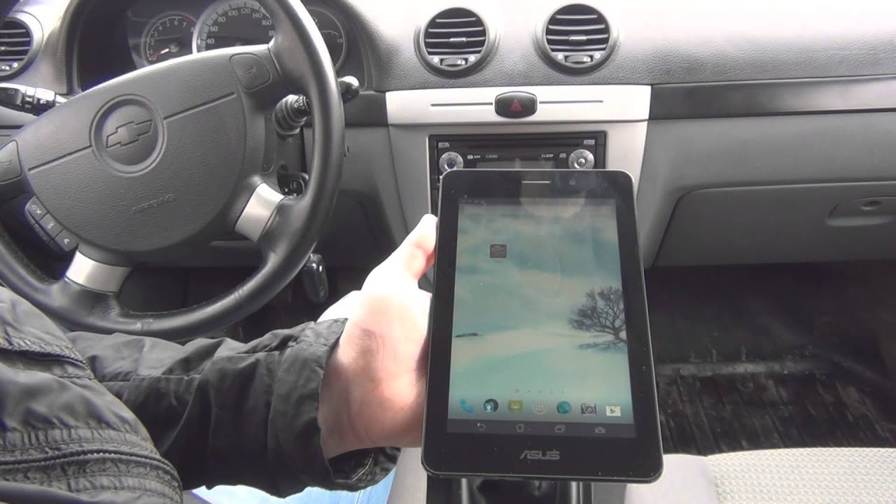 Сканер для авто OBD II + подключение к планшету с программой Torque