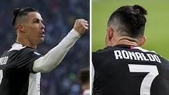 Wieso trägt Ronaldo einen Zopf ?!