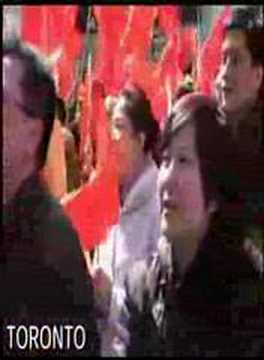 Insane Chinese nationalism throughout the world 2008