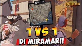 DITANTANG BOCAH BY 1 DI MIRAMAR!! Jadinya NGAKAK!! - Pubg Mobile Indonesia