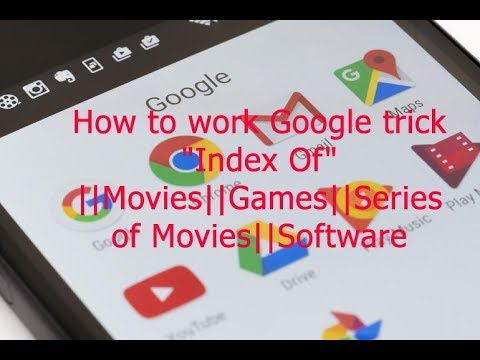 How to Work Google Trick
