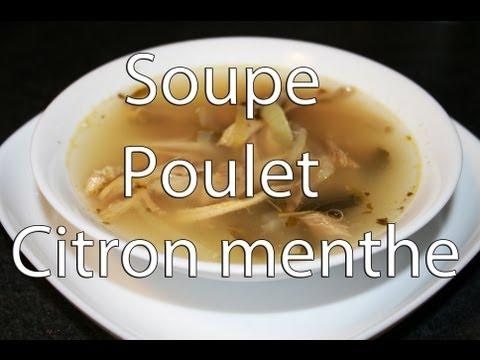soupe-asiatique-poulet-menthe-et-citron