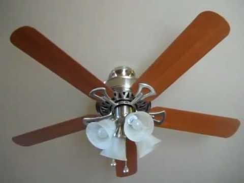 Harbor Breeze Springfield II ceiling fan (the other way ...