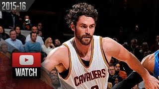 Kevin Love Full Highlights vs Magic (2015.11.23) - 34 Pts, 8 Reb, SICK!