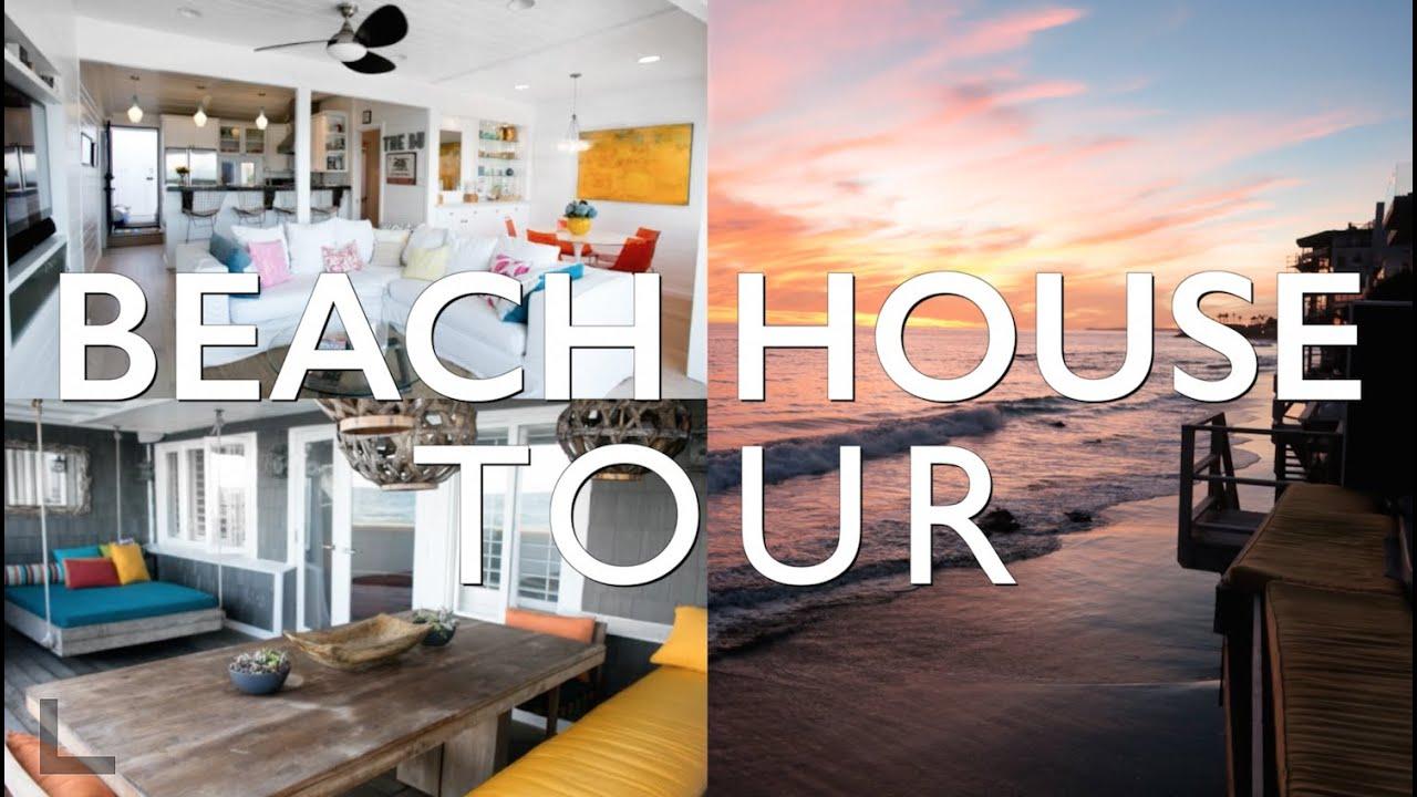 BEACH HOUSE TOUR