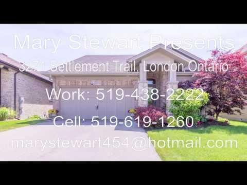3271 Settlement trail, London Ontario | Mary Stewart