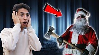 Katİl Noel Baba PeŞİmde !!  Yardim Edİn😱