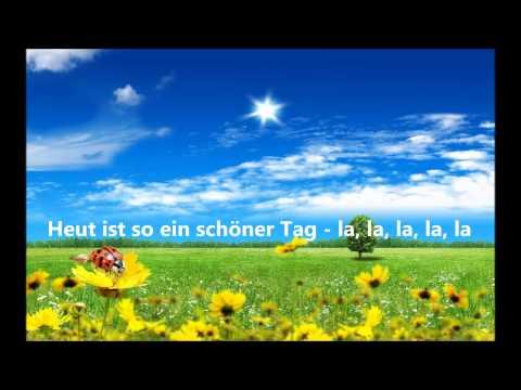 Fliegerlied (So ein Schöner Tag) - Donikkl