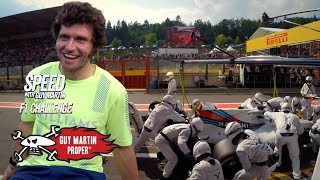 Guy's Race Pit Stop During The Belgian GP | Guy Martin Proper