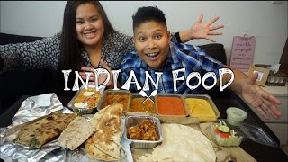 indian food eating