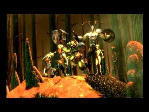 Demo Reel Direct2Brain 3D Character Animation CGI