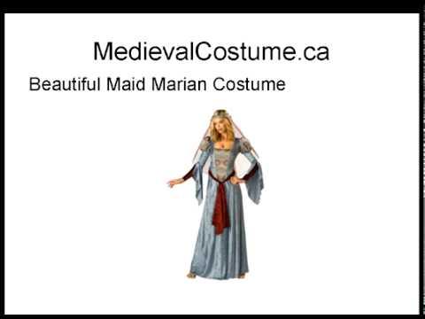 Sexy renaissance costume