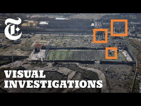 Iran Shot Down a Ukrainian Passenger Plane. Here's How it Happened. | Visual Investigations