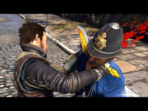 Assassin's Creed Syndicate Jacob`s Killing Spree Ultra Settings GTX Cookies