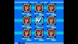 [NES/FC] Rockman 2: AĮl Quick Man