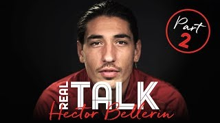 Real Talk with Hector Bellerin part 2 | Social media and handling criticism