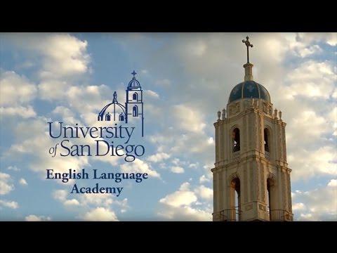 English Language Academy - University of San Diego
