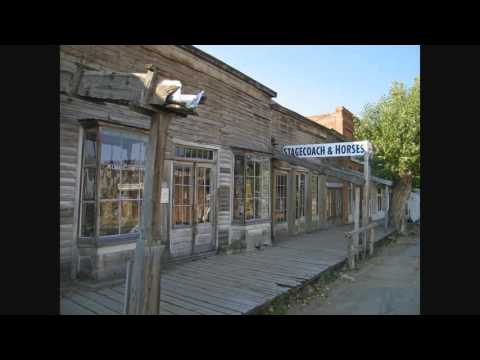 From Boomtown to Ghost Town - Virginia City, Montana