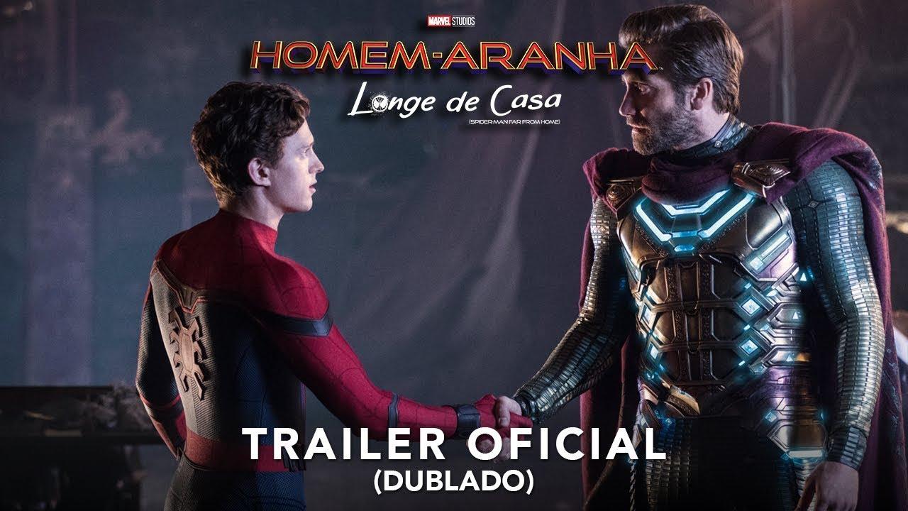 Homem-Aranha: Longe de Casa | Trailer Oficial #2 | DUB | 04 de julho nos cinemas