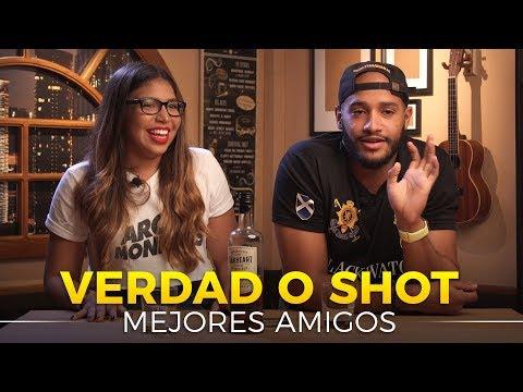 Verdad o shot (Mejores Amigos)    Ducktapetv