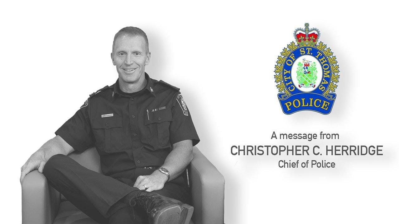 St  Thomas Police Service