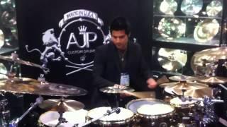 Rion Ramkalawan AJP Drum Co