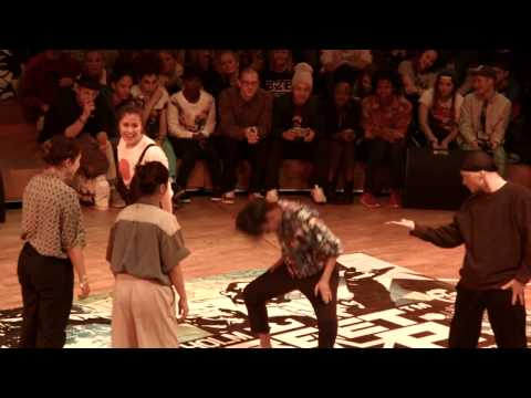 International Celebrities aka Humble Gypsies vs Barely Legal - All That Funk -  StreetStar2015