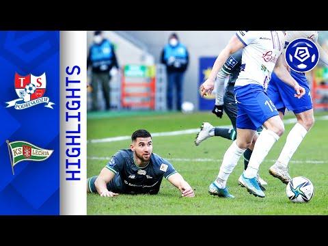 Podbeskidzie Lechia Goals And Highlights
