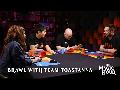 Brawl with Team Toastanna - The Magic Hour, Episode 3